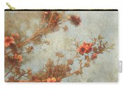 Love Is In Bloom Carry-all Pouch by Laurie Search