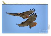 Courtship Love Is In The Air Carry-all Pouch