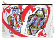 Love Is In The Cards Carry-all Pouch
