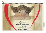 Love Is In The Heart Carry-all Pouch