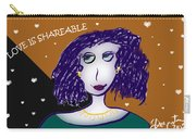 Love Is Shareable Carry-all Pouch