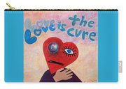 Love Is The Cure Carry-all Pouch