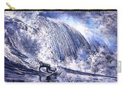 Love Is The Seventh Wave Carry-all Pouch