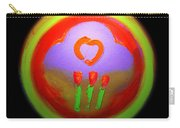 Love Landscape Three Carry-all Pouch