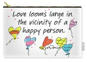 Love Looms Large Carry-all Pouch