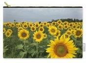 Love My Sunflowers Carry-all Pouch