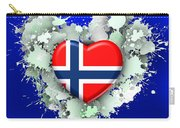 Love Norway 2 Carry-all Pouch