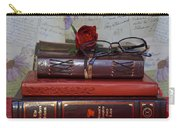 Love Of Books Carry-all Pouch
