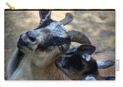 Love On A Farm Carry-all Pouch by Karen Wiles