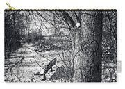 Love On A Tree Carry-all Pouch by CJ Schmit