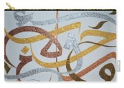 Love Peace And Hope Carry-all Pouch