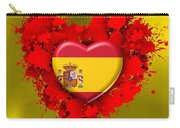 Love Spain Carry-all Pouch
