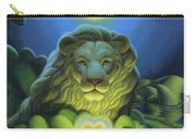 Love, Strength, Wisdom Carry-all Pouch