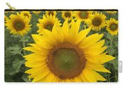 Love Sunflowers Carry-all Pouch