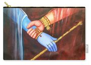 Symbol Of Love Carry-all Pouch