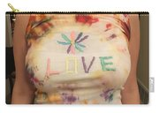 Love Tank Top Carry-all Pouch