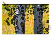 Love Trees Carry-all Pouch