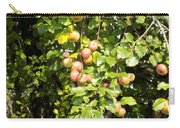 Lovely Apples On The Tree Carry-all Pouch