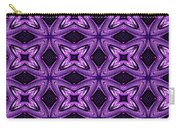 Lovely As A Purple Thought Carry-all Pouch