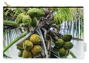 Lovely Bunch Of Coconuts Carry-all Pouch