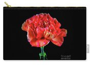 Lovely Carnation 12718-1 Carry-all Pouch