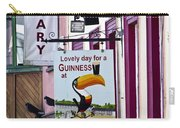 Lovely Day For A Guinness Macroom Ireland Carry-all Pouch