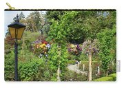 Lovely Day In The Garden Carry-all Pouch by Carol Groenen