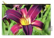 Lovely Day Lily Carry-all Pouch