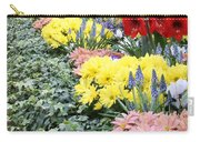 Lovely Flowers In Manito Park Conservatory Carry-all Pouch