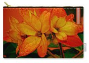 Lovely Flowers1 Carry-all Pouch