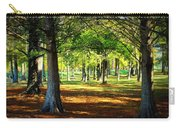 Lovely Grouping Of Trees In Mississippi Carry-all Pouch