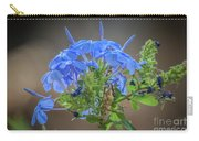 Lovely In Blue Carry-all Pouch