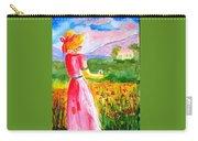 Lovely Lady Landscape Carry-all Pouch