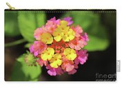 Lovely Lantana Carry-all Pouch