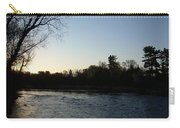 Lovely Light On Mississippi River Carry-all Pouch