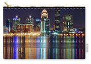 Lovely Louisville Lights Carry-all Pouch
