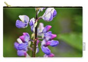 Lovely Lupine Carry-all Pouch
