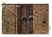 Lovely Old Door Carry-all Pouch