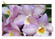 Lovely Orchid Family Carry-all Pouch
