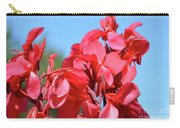 Lovely Pink Flowers  Carry-all Pouch