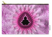 Lovely Pink Fractal Art Carry-all Pouch
