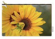 Lovely Sunflowers Carry-all Pouch