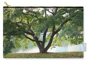 Lovely Tokyo Tree With Pond Carry-all Pouch