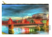 Lovely Trondheim Norway Carry-all Pouch