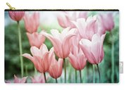 Lovely Tulips Carry-all Pouch