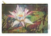 Lovely Waterlilies 2 Carry-all Pouch
