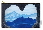 Lovers Cave Carry-all Pouch