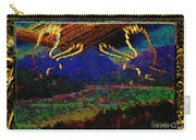 Lovers Dancing In The Golden Light Of Dawn Carry-all Pouch
