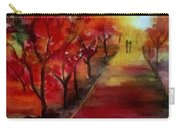Lovers' Lane Carry-all Pouch