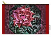 Loving Heart,oil Carry-all Pouch